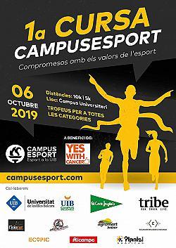 I Cursa CampusEsport 2019