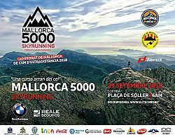 Mallorca 5000 Skyrunning 2018