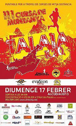 III Cursa Atalaia K20 2013