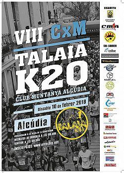 VIII Cursa Talaia K20 2018