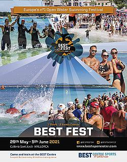 BEST Fest - The Open Water Swim Festival 2021