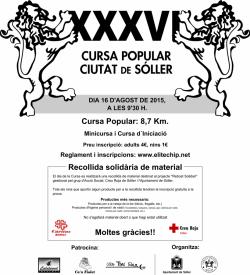 XXXVI Cursa Popular de Soller 2015