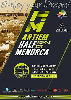 V Artiem Half Menorca Triatlon 2019